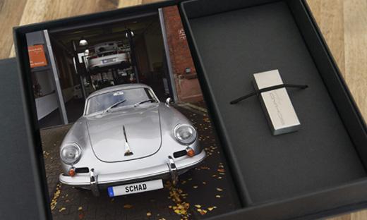 Dokumentation Reparaturhistorie Porsche Oldtimer